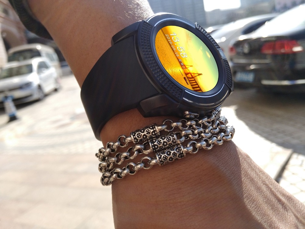Private-mold-V8-smart-watch-Support-Facebook-1